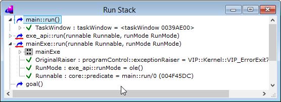 Run Stack